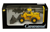 Volvo L150C Bulldozer Tractor Yellow 1/50 Scale Model By Cararama 56002