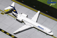 ALLIANCE AIRLINES FOKKER F-100 VH-UQC AIRPLANE 1/200 SCALE DIECAST MODEL BY GEMINI JETS G2UTY765