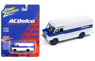 1990 GMC Step Van ACDelco Hobby 1416 MADE 1/87 HO Scale By Johnny Lightning JLSP063
