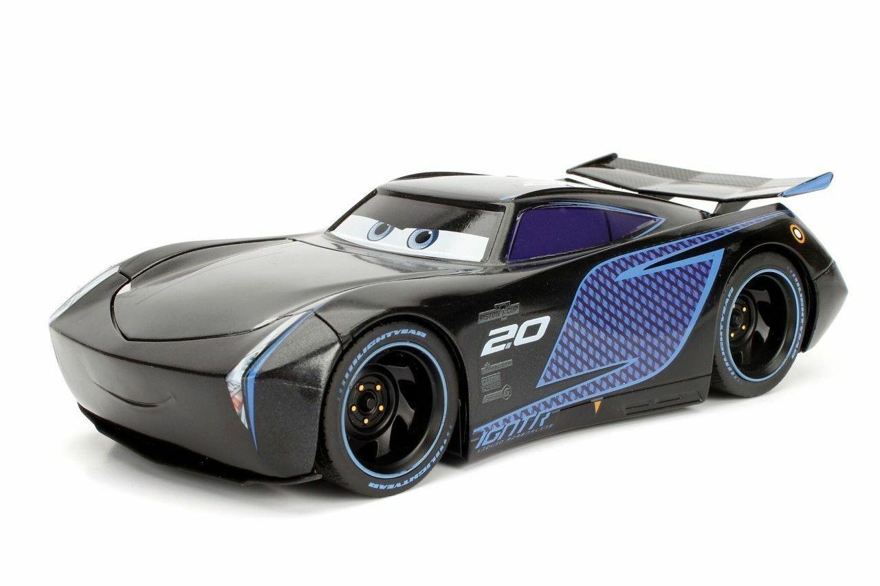 Jada 1:24 Display Disney Pixar Cars Fillmore Diecast Car Model 98493