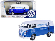 Volkswagen Type 2 T1 Delivery Van Bus 1/24 Scale Diecast Car Model By Motor Max 79573