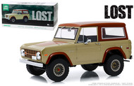 1970 Ford Bronco Lost TV Series 1/18 Scale Diecast Car Model By Greenlight 19057