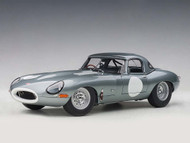 Jaguar Lightweight E-Type Silver 1/18 Scale Diecast Car Model By AUTOart 73646