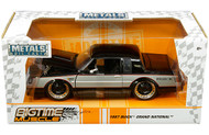 1987 Buick Grand National 1/24 Scale Diecast Car Model By Jada Toys 30528