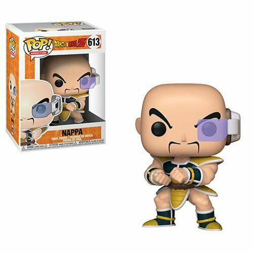 ANIMATION DRAGON BALL Z DBZ NAPPA VINYL POP FIGURE BY FUNKO