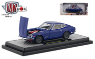 1970 DATSUN NISSAN FAIRLADY AUTO JAPAN JDM 1/24 SCALE DIECAST CAR MODEL BY M2 MACHINES 40300-72B
