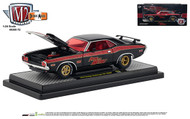 1970 DODGE CHALLENGER R/T DETROIT MUSCLE 1/24 SCALE DIECAST CAR MODEL BY M2 MACHINES 40300-72A