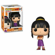 ANIMATION DRAGON BALL Z DBZ CHICHI VINYL POP FIGURE BY FUNKO