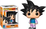 ANIMATION DRAGON BALL Z DBZ GOTEN VINYL POP FIGURE BY FUNKO