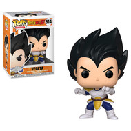 ANIMATION DRAGON BALL Z DBZ VEGETA VINYL POP FIGURE BY FUNKO