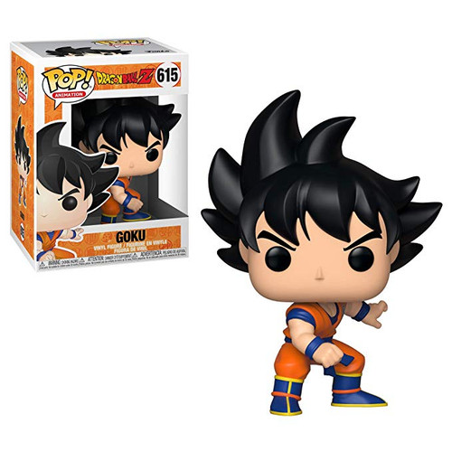 ANIMATION DRAGON BALL Z DBZ GOKU VINYL POP FIGURE BY FUNKO