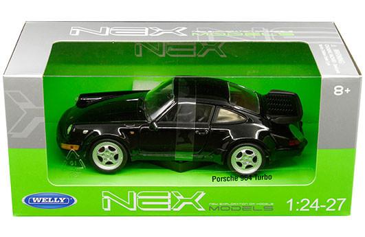 Noire 1//24 Welly Porsche Macan Turbo