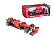 Ferrari Formula 1 F1 2019 Sebastian Vettel 1/18 Scale Diecast Model By Bburago 16807
