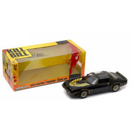 1979 PONTIAC FIREBIRD T/A TRANS AM BLACK KILL BILL 1/18 SCALE DIECAST CAR MODEL BY GREENLIGHT 12951