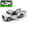 2015 FORD F-150 TRUCK REGULAR CAB WHITE 1/24 SCALE DIECAST CAR MODEL BY WELLY 24063