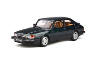 SAAB 900 TURBO 16V AERO MK1 SCARAB GREEN 1/18 SCALE CAR BY OTTOMOBILE OT308