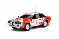 NISSAN 240 RS #2 SAFARI RALLY 1984 1/18 SCALE CAR BY OTTOMOBILE OT765