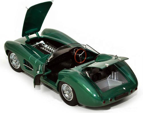 1959 Aston Martin Dbr1 5 Green 1 18 Scale Diecast Car Model By Shelby Collectibles Sc106 Jvk Toys