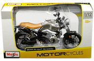 BMW R NINET SCRAMBLER MOTORCYCLE BIKE 1/12 SCALE BY MAISTO 07505