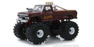 1979 FORD F-250 MONSTER TRUCK GOLIATH BIGFOOT 1/18 SCALE DIECAST MODEL BY GREENLIGHT 13540