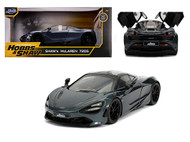 MCLAREN 750S SHAW FAST & FURIOUS 1/24 SCALE DIECAST CAR MODEL BY JADA TOYS 30754