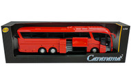Scania Irizar PB Bus Red 1/50 Scale Diecast Model By Cararama 57702