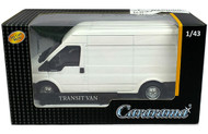 Transit Van White 1/43 Scale Diecast Car Model By Cararama 46560