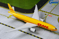 DHL CARGO BOEING 777F N705GT AIRPLANE 1/400 SCALE DIECAST MODEL BY GEMINI JETS GJDHL1886