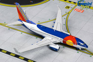 SOUTHWEST AIRLINES COLORADO ONE LIVERY N230WN 737-700 AIRPLANE 1/400 SCALE DIECAST MODEL BY GEMINI JETS GJSWA1412