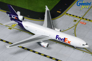 FEDEX MCDONNELL DOUGLAS MD-11F N625FE AIRPLANE 1/400 SCALE DIECAST MODEL BY GEMINI JETS GJFDX1493