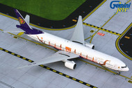 THAI AIRWAYS 777-300 HS-TKF ROYAL BARGE AIRPLANE 1/400 SCALE DIECAST MODEL BY GEMINI JETS GJTHA1891