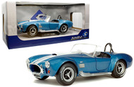 1965 SHELBY AC COBRA 427 MKII 1/18 SCALE DIECAST CAR MODEL BY SOLIDO S1850017