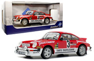 1979 PORSCHE 911 SC GR4 RALLY D'ARMORE #3 1/18 SCALE DIECAST CAR MODEL BY SOLIDO S1800804
