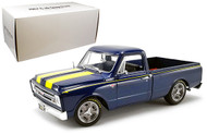 1967 CHEVROLET C-10 SHOP TRUCK 1/18 SCALE DIECAST CAR MODEL BY ACME A 1807211 B