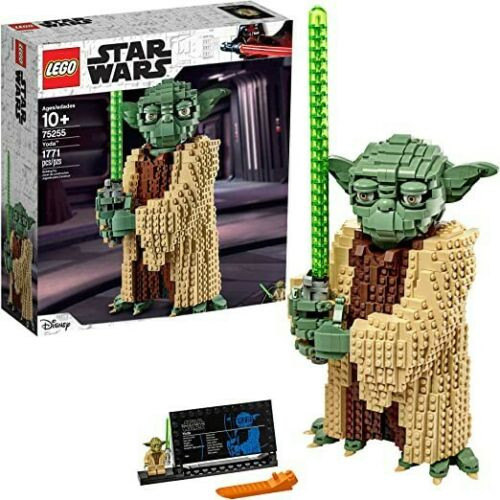 YODA STAR WARS 1771 PIECES 75255 BY LEGO