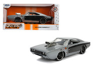 1970 DODGE CHARGER R/T WITH BLOWER 1/24 SCALE DIECAST CAR MODEL BY JADA TOYS 31668