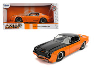 1979 CHEVROLET CAMARO Z28 1/24 SCALE DIECAST CAR MODEL BY JADA TOYS 31669