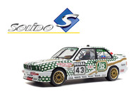 1991 BMW E30 DTM BERG #43 TIC TAC 1/18 SCALE DIECAST CAR BY SOLIDO S1801505