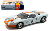FORD GT CONCEPT GULF OIL LIVERY 1/12 SCALE DIECAST CAR MODEL BY MOTOR MAX 79639