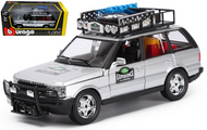 LAND ROVER RANGE ROVER SAFARI 1/24 SCALE DIECAST CAR MODEL BY BBURAGO 22061