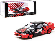TOYOTA COROLLA LEVIN AE92 #25 JTCC DIV. 3 1990 1/64 SCALE DIECAST CAR MODEL BY TARMAC WORKS T64-036-90JTC25