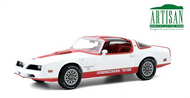 1978 PONTIAC FIREBIRD MACHO TRANS AM T/A 1/18 SCALE DIECAST CAR MODEL BY GREENLIGHT 19081