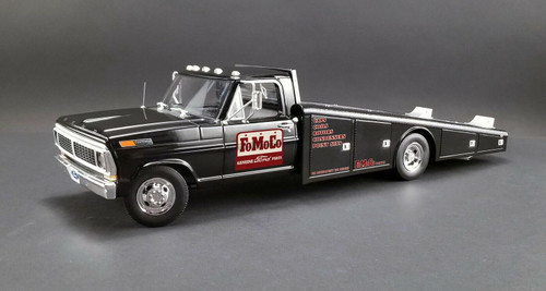 1970 F-350 RAMP TRUCK FOMOCO PARTS 1/18 SCALE DIECAST CAR MODEL BY ACME A 1801408