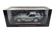 1965 SHELBY COBRA DAYTONA COUPE 1/18 SCALE DIECAST CAR MODEL BY SHELBY COLLECTIBLES SC132