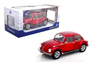 1974 VOLKSWAGEN BEETLE 1303 RED VW BUG 1/18 SCALE DIECAST CAR MODEL BY SOLIDO S1800512