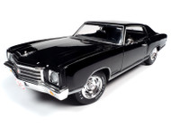 1970 CHEVROLET MONTE CARLO SS 454 1/18 SCALE DIECAST CAR MODEL BY AUTO WORLD AMM1237