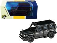MERCEDES BENZ AMG G63 BLACK LIBERTY WALK LBWK 1/64 SCALE DIECAST CAR MODEL BY PARAGON PARA64 55163