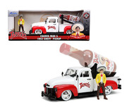 1953 CHEVROLET TRUCK WITH TAPATIO BOTTLE HOLDER 1/24 SCALE DIECAST CAR MODEL BY JADA TOYS 31968
