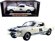 1966 FORD SHELBY MUSTANG GT350R #98B 1/18 SCALE DIECAST CAR MODEL BY SHELBY COLLECTIBLES SC170