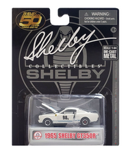 1966 FORD SHELBY MUSTANG GT350R #98B 1/64 SCALE DIECAST BY SHELBY COLLECTIBLES SC777